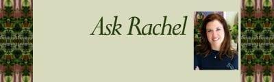 ask rachel banner