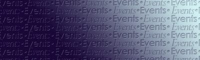 events banner temporary