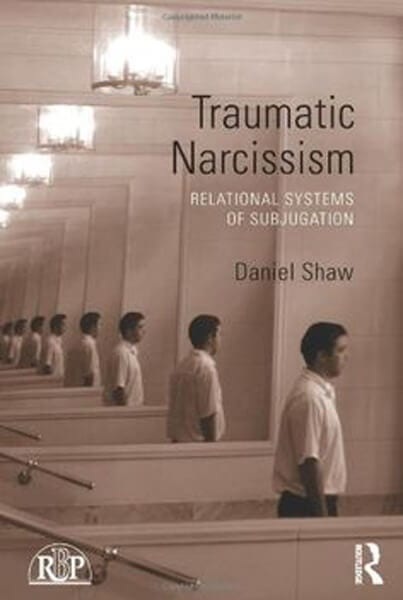traumatic narcissism cover