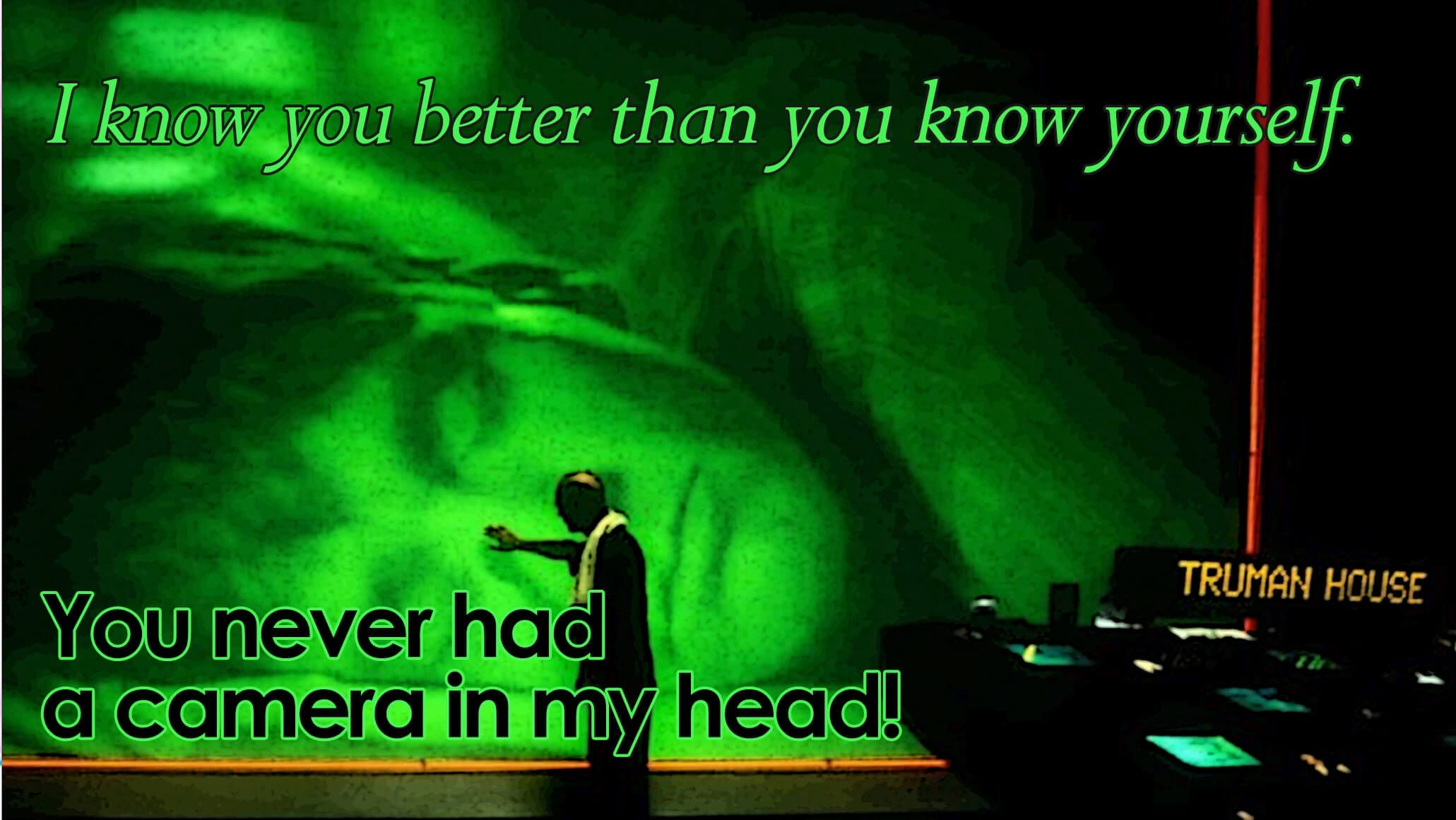 I know you better