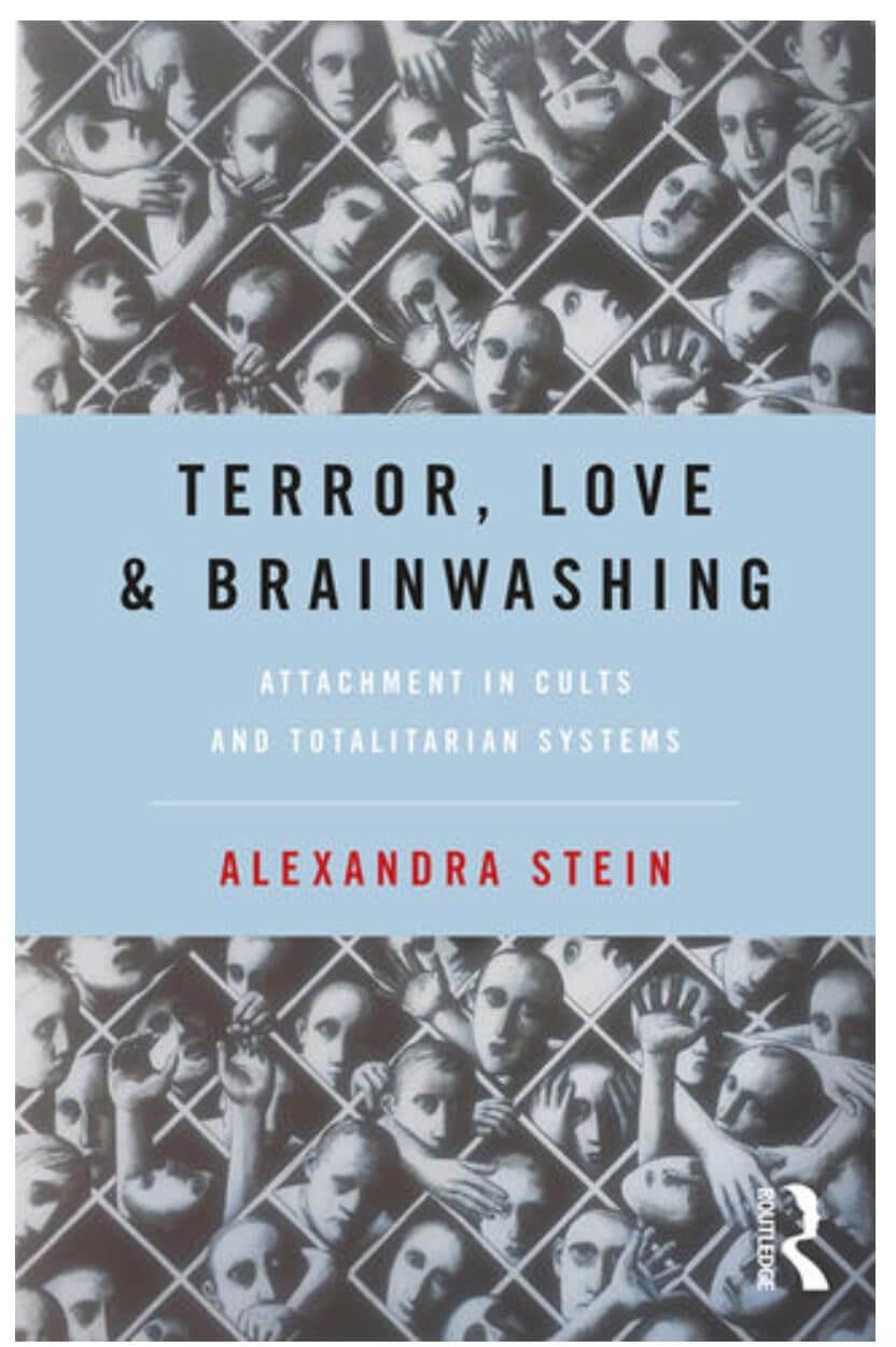 alex stein's terror, love, and brainwashing