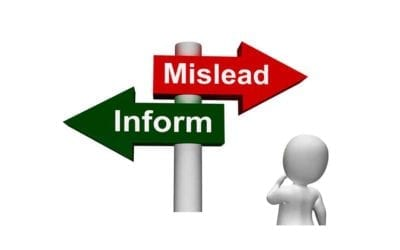 Are You Being Misled Online?